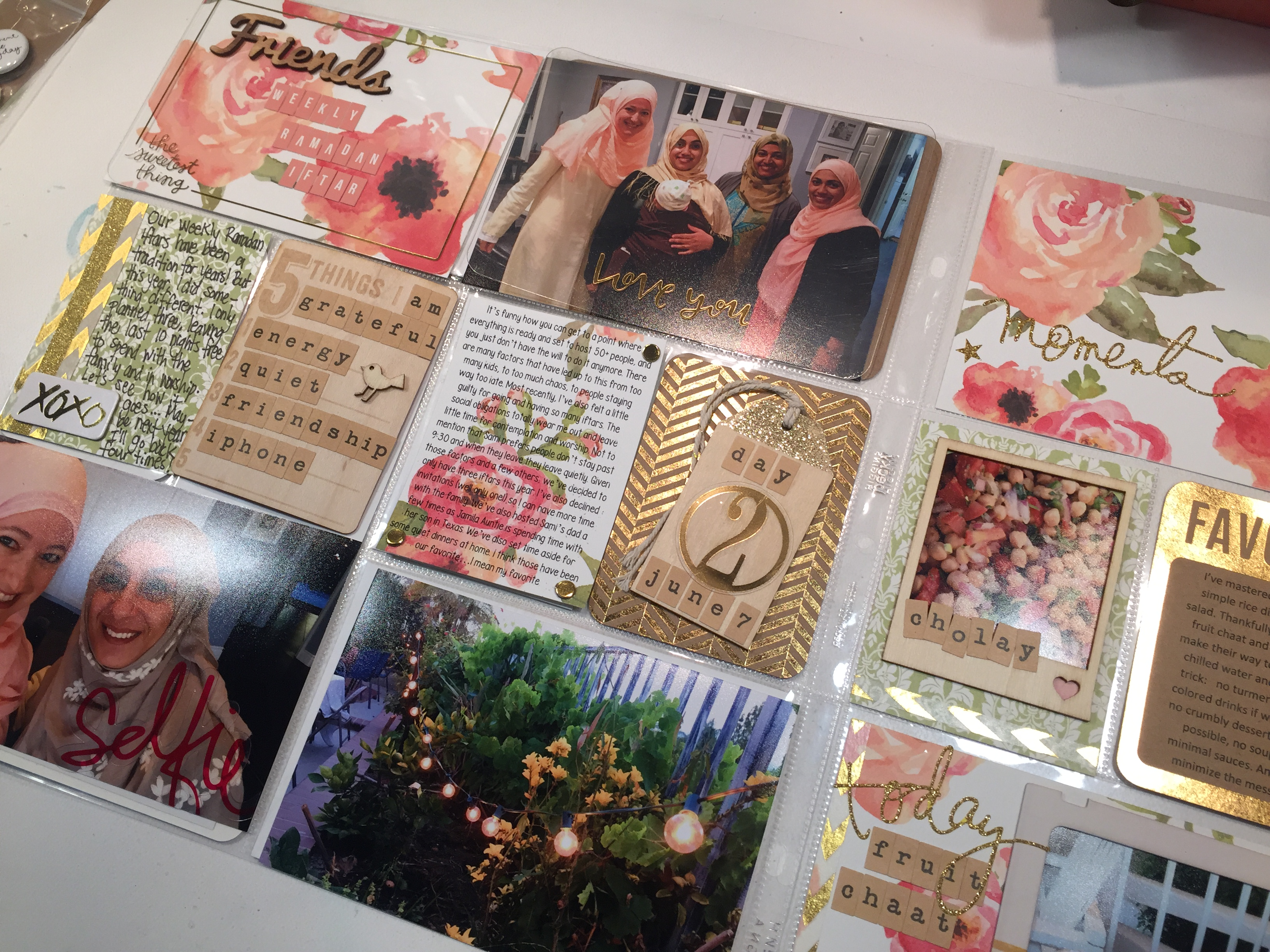 Day 2 Ramadan Scrapbook | It's My Favorite!