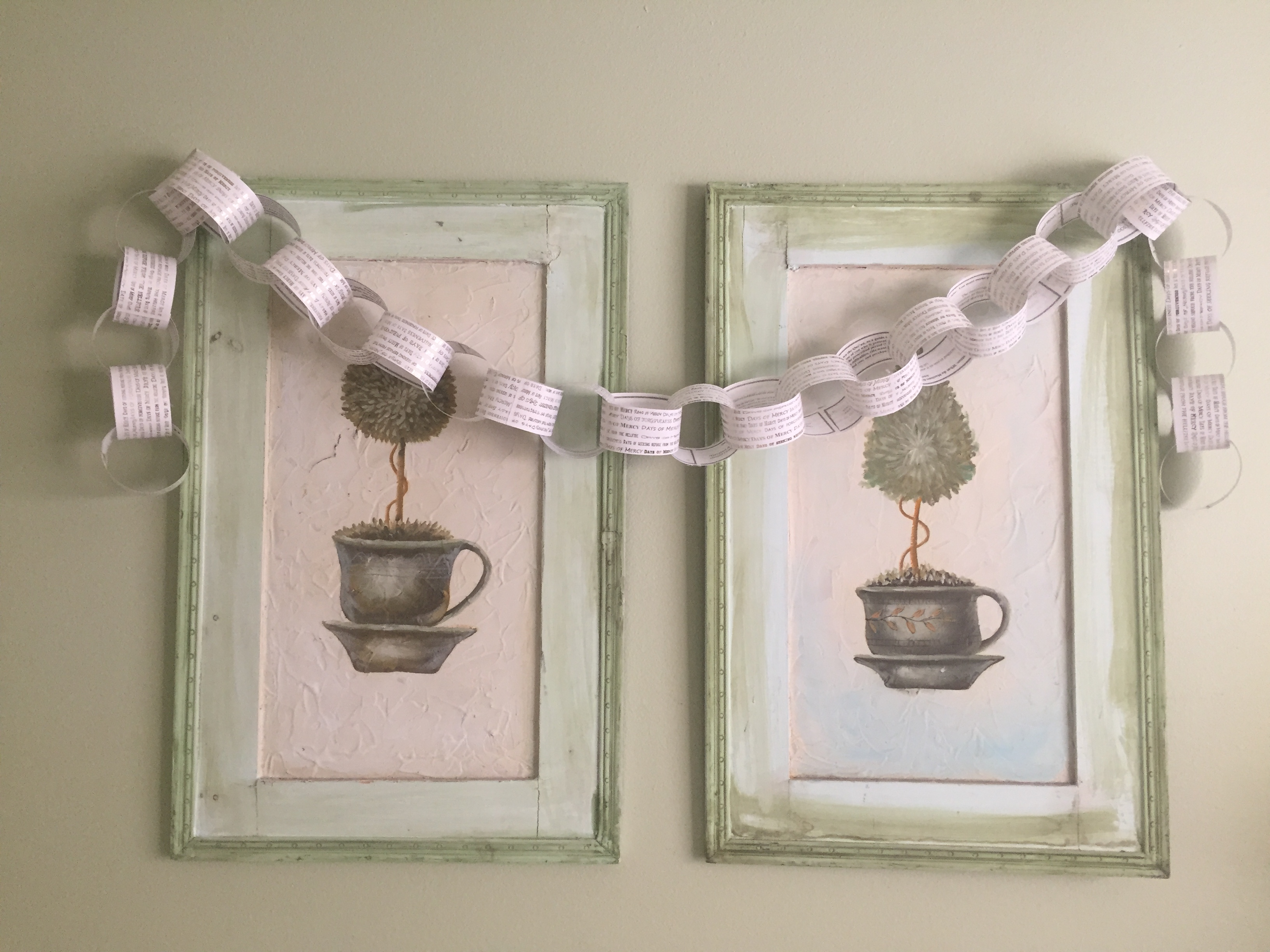 Ramadan Paper Chain | Free Download!