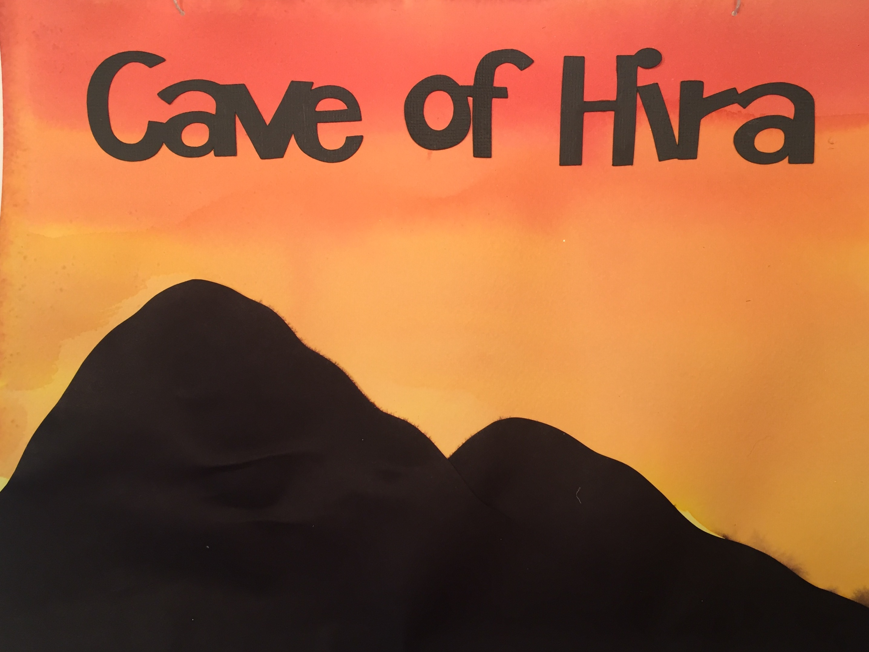 Cave of Hira | Ramadan Project Tutorial