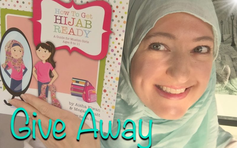 Give Away! | How To Get Hijab Ready Book