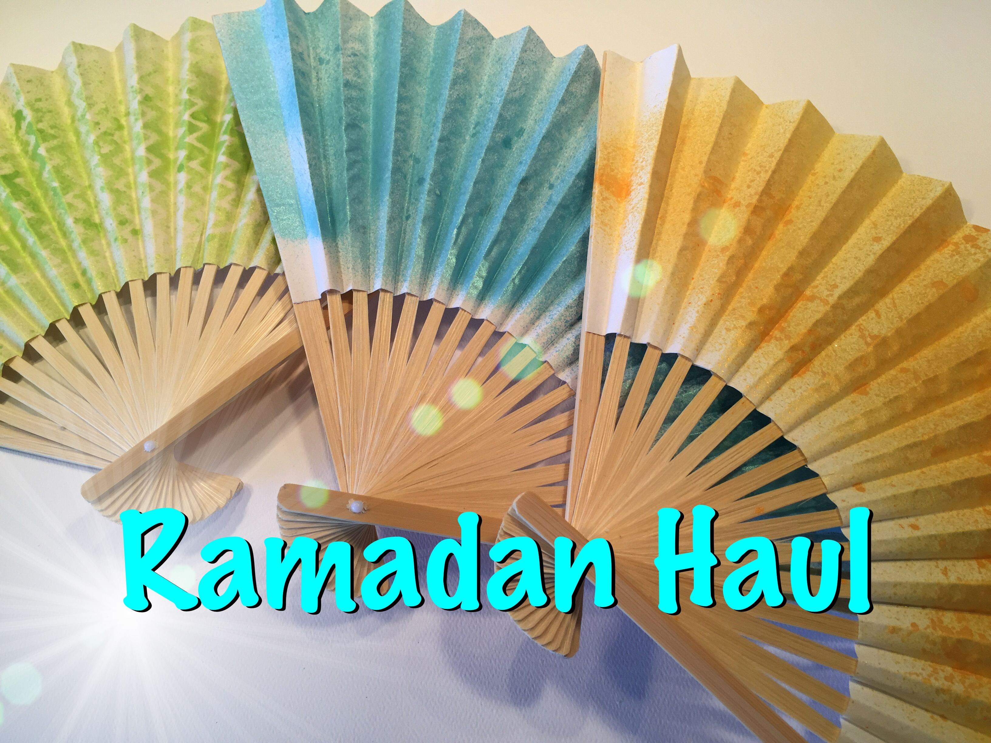 Ramadan Decorations Haul | Oriental Trading