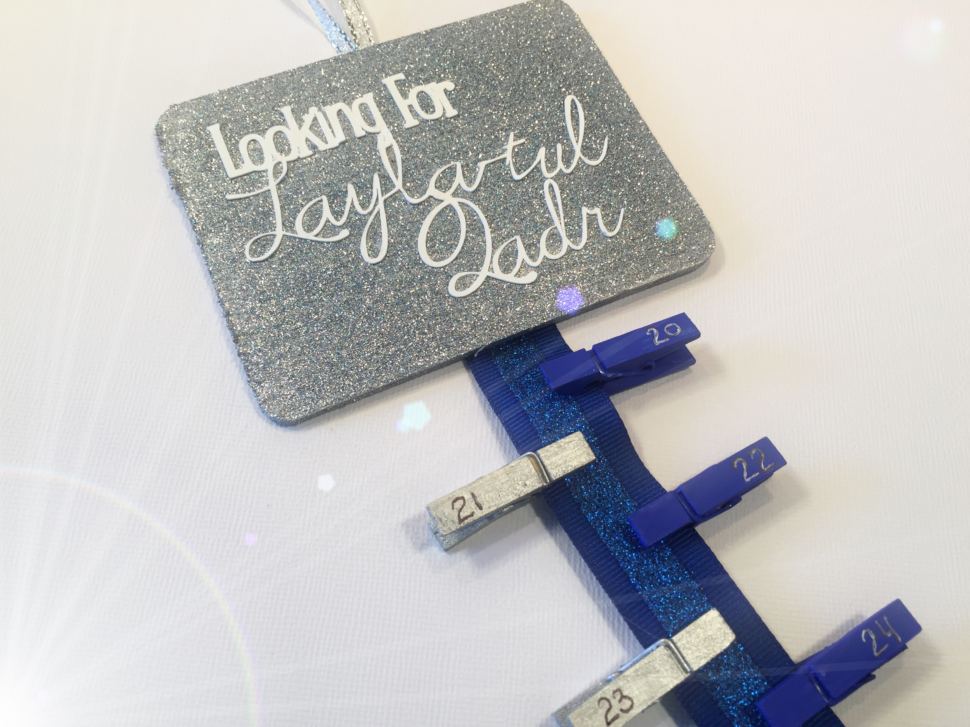 How to Look for Layla tul Qadr | Kids' craft